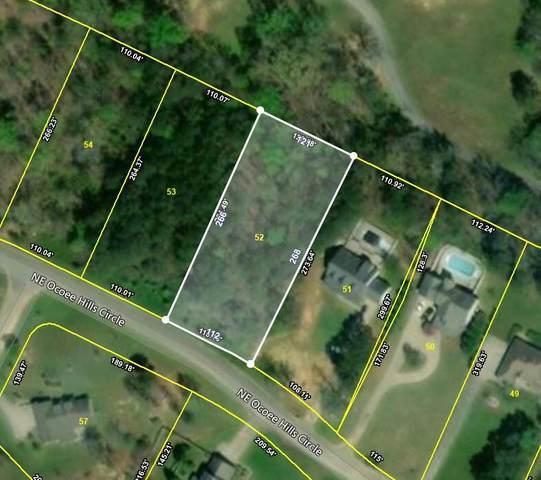 Lot 52 Ocoee Hills Subdivision, Cleveland, TN 37323 (MLS #20204341) :: Austin Sizemore Team