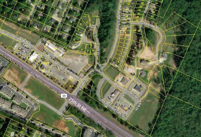 Lot J2 NE Spring Creek Business Park, Cleveland, TN 37312 (MLS #20204387) :: The Mark Hite Team