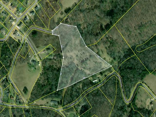 9.6ac Joe Nixon Lane, Dayton, TN 37321 (#20204847) :: Billy Houston Group