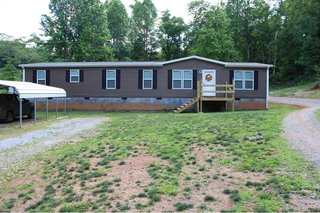 482 Old Mine Road, Sweetwater, TN 37874 (#20205062) :: Billy Houston Group