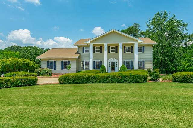1625 Colonial Shores Drive, Hixson, TN 37343 (MLS #20205117) :: The Mark Hite Team