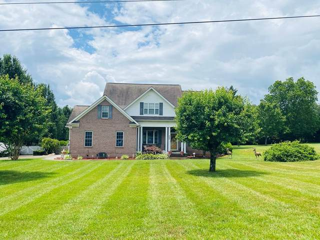 352 Short Bark, Madisonville, TN 37354 (MLS #20205529) :: The Mark Hite Team