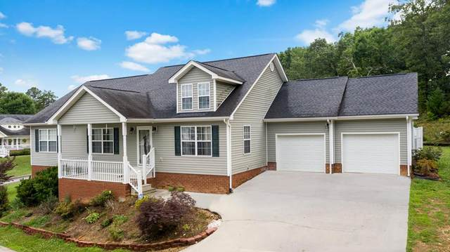 268 Southern Oaks Dr, Cleveland, TN 37323 (MLS #20205650) :: The Mark Hite Team