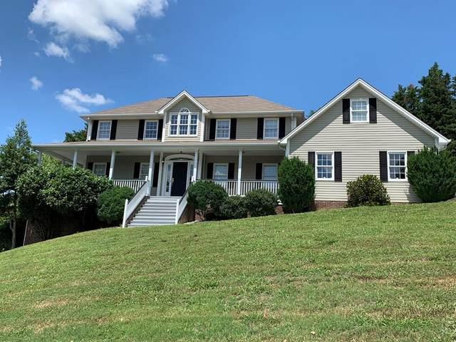 1906 Pinewood Cove Nw, Cleveland, TN 37312 (MLS #20205910) :: The Mark Hite Team