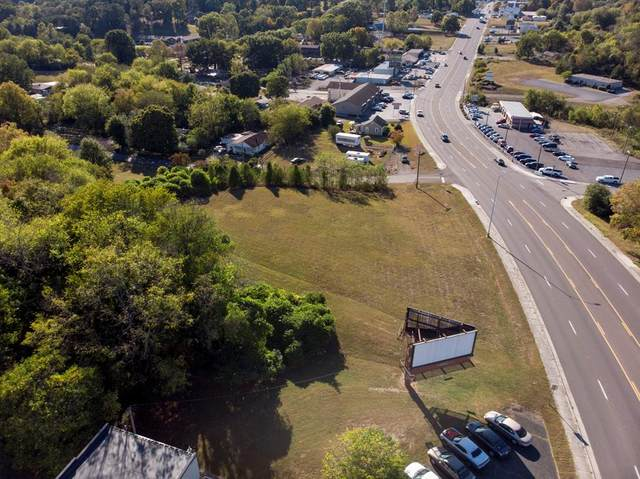 Lot #5 Decatur Pike, Athens, TN 37303 (MLS #20205997) :: Austin Sizemore Team