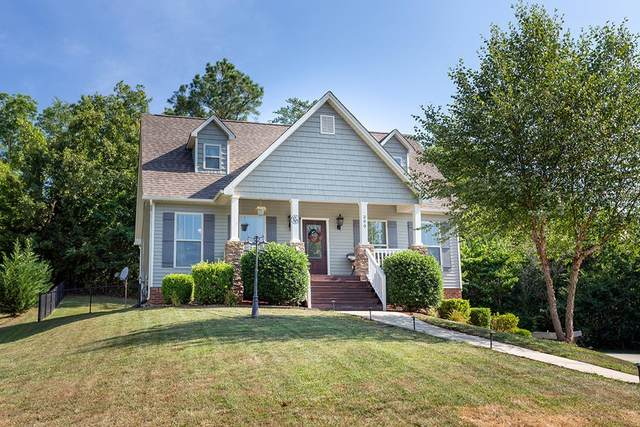 300 NW Silver Spring Trail, Cleveland, TN 37312 (MLS #20206036) :: The Edrington Team