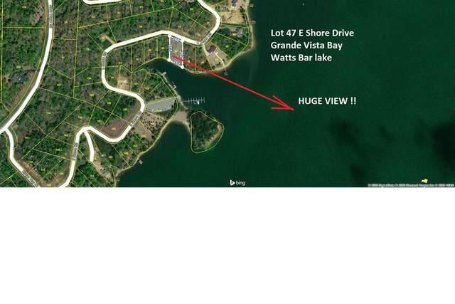 Lot 47 E Shore Dr, Rockwood, TN 37854 (MLS #20206084) :: The Mark Hite Team