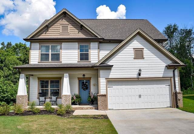 1743 NE Timber Creek Rd., Cleveland, TN 37323 (MLS #20206342) :: Austin Sizemore Team