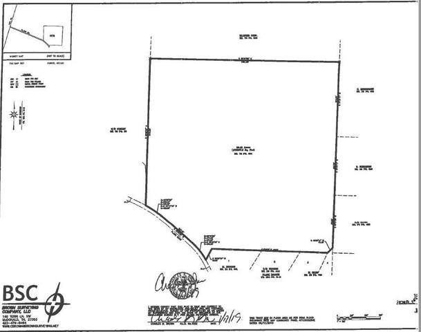 38 +/- acres Plank Road, Decatur, TN 37322 (#20206659) :: Billy Houston Group