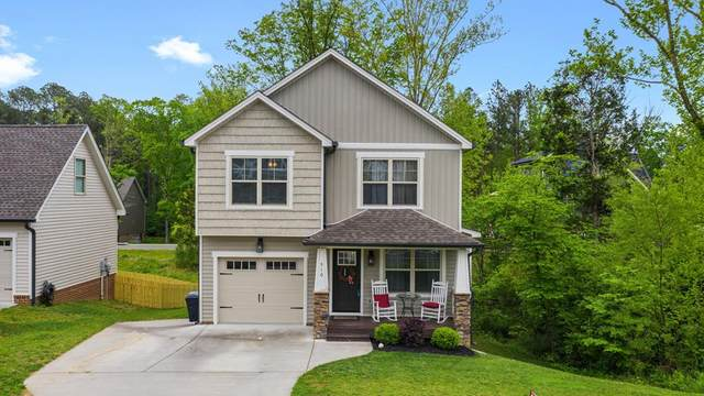 510 NW Clintons Pass, Cleveland, TN 37312 (MLS #20206705) :: Austin Sizemore Team