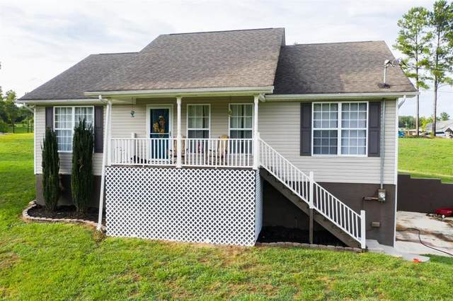 211 County Road 299, Sweetwater, TN 37874 (MLS #20206805) :: The Edrington Team
