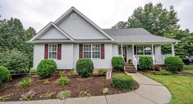 258 SE Heather Oaks Trail Se, Cleveland, TN 37323 (MLS #20206807) :: The Edrington Team