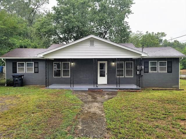 1663 Keeble, Chattanooga, TN 37412 (MLS #20206969) :: Austin Sizemore Team