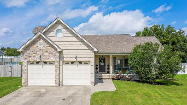 155 NW Thoroughbred Drive, Cleveland, TN 37312 (MLS #20207049) :: The Mark Hite Team