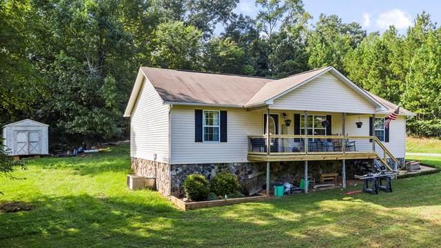 1622 NW Eads Bluff Rd, Georgetown, TN 37336 (MLS #20207051) :: The Mark Hite Team