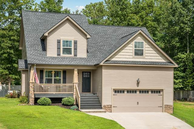 537 NW Clintons Pass, Cleveland, TN 37312 (MLS #20207130) :: The Edrington Team