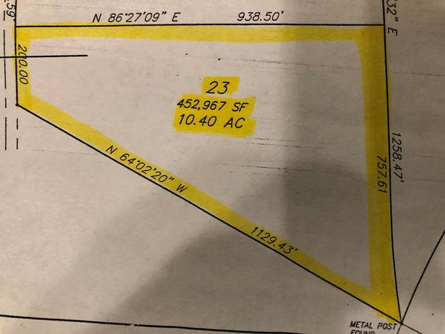 Lot 23 Spring Place Road, Cleveland, TN 37323 (MLS #20207133) :: The Mark Hite Team