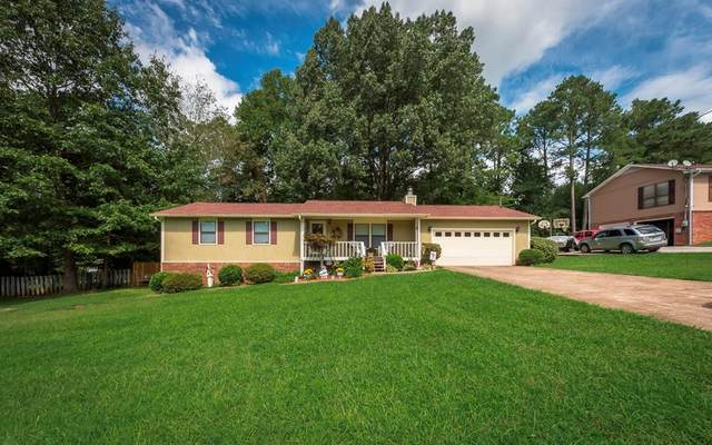 2227 NW Timber Trace Circle, Cleveland, TN 37311 (MLS #20207138) :: Austin Sizemore Team