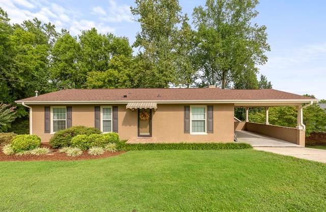 657 Evergreen Drive, Dayton, TN 37321 (MLS #20207284) :: Austin Sizemore Team