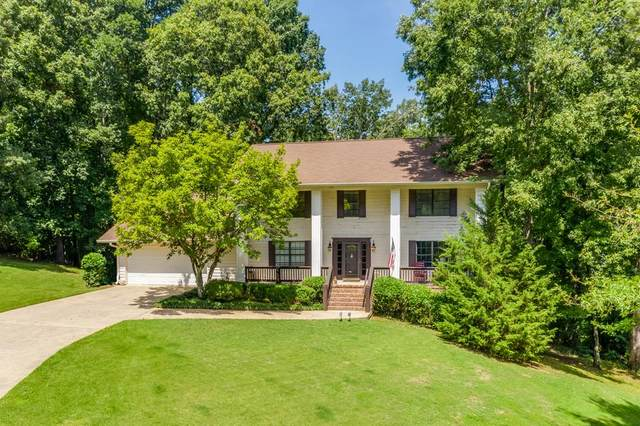 1809 Colonial Shores, Hixson, TN 37343 (MLS #20207358) :: The Mark Hite Team
