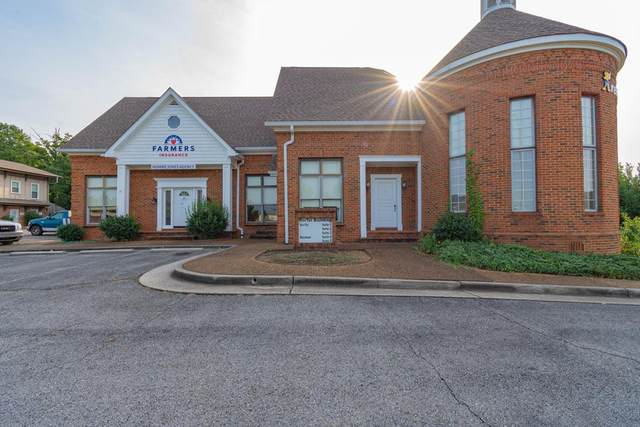 2500 Executive Park Drive NW, Cleveland, TN 37312 (MLS #20207370) :: The Edrington Team