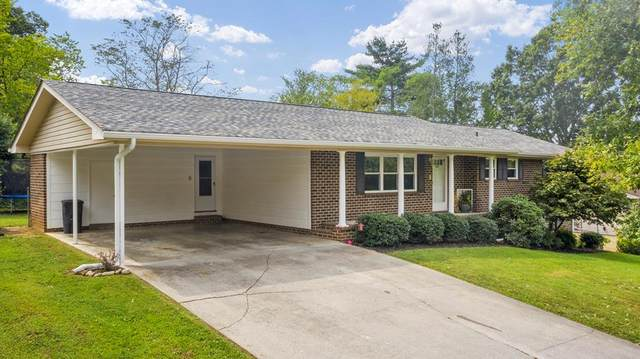 435 NW Ash Dr Nw, Cleveland, TN 37312 (MLS #20207383) :: The Mark Hite Team