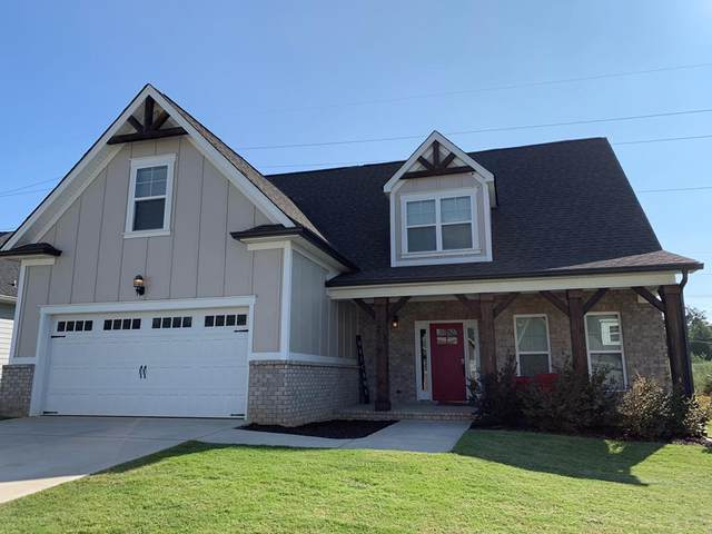1980 NE Little Pond, Cleveland, TN 37323 (MLS #20207407) :: Austin Sizemore Team