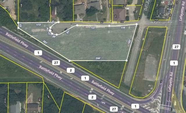 0 W Patterson Avenue, Fort Oglethorpe, GA 30742 (MLS #20208757) :: The Edrington Team