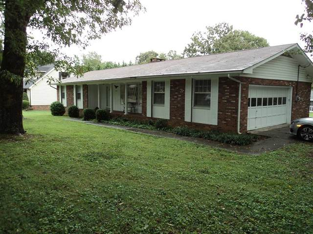 2000 Georgetown Road Nw, Cleveland, TN 37311 (#20208837) :: Billy Houston Group