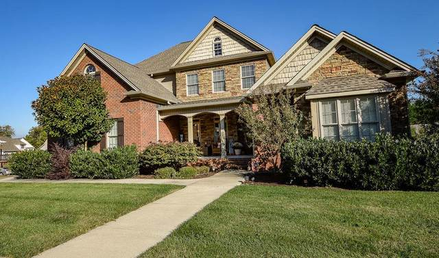 2640 Kensington Park Trail, Cleveland, TN 37312 (#20208857) :: Billy Houston Group