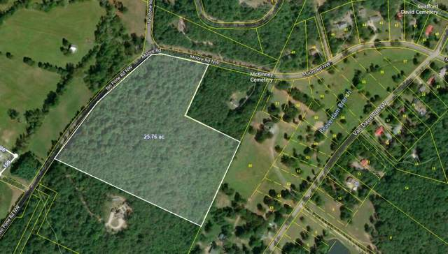 25 Acres NW No Pone Road, Georgetown, TN 37336 (MLS #20208892) :: The Jooma Team