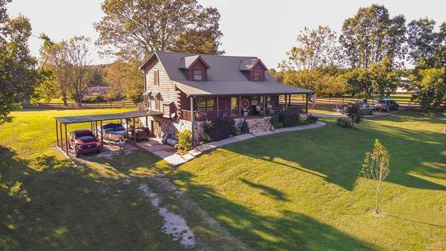 272 Linsdale, Delano, TN 37325 (MLS #20208938) :: The Jooma Team