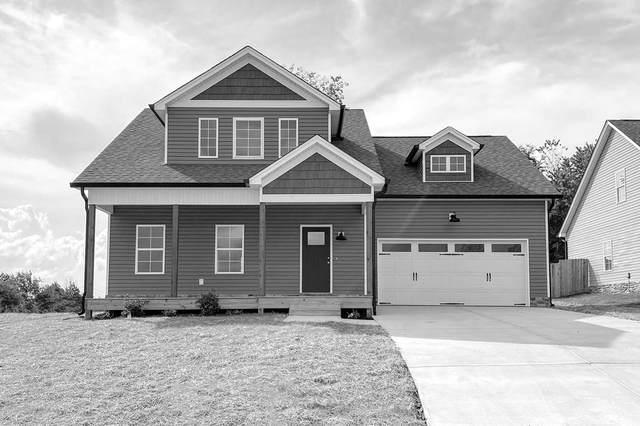Lot 9 Cobblestone Drive, Cleveland, TN 37311 (#20209085) :: Billy Houston Group