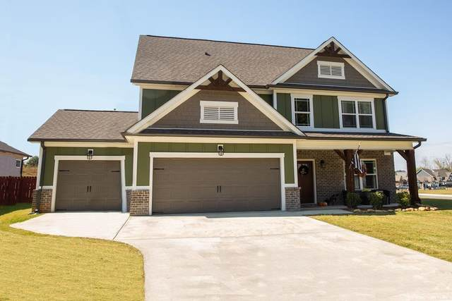 1820 Timber Creek Road Ne, Cleveland, TN 37323 (#20209098) :: Billy Houston Group