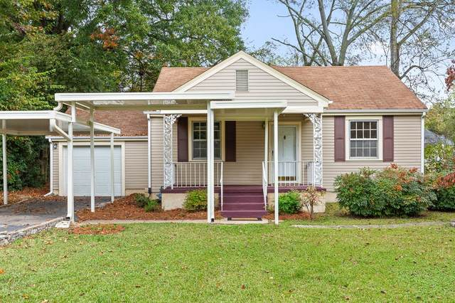 4117 Albemarle Avenue, Chattanooga, TN 37411 (MLS #20209172) :: Austin Sizemore Team
