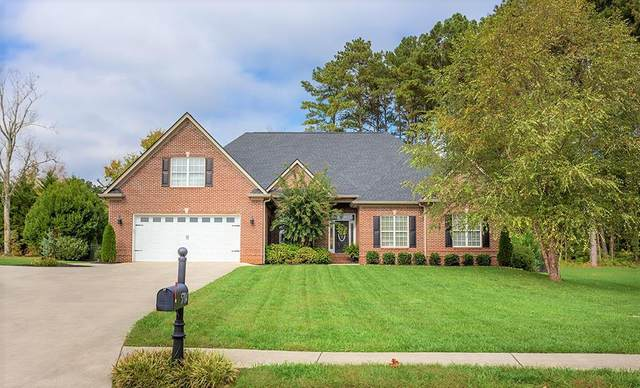 5704 NW Avenwood Circle, Cleveland, TN 37312 (MLS #20209252) :: The Mark Hite Team