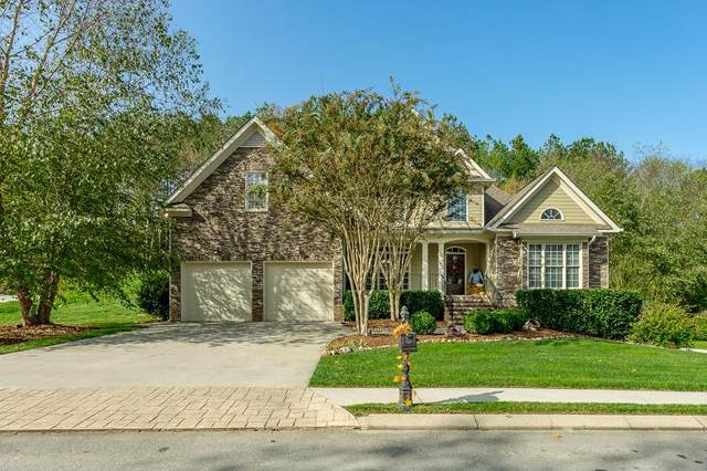 11171 Captains Cove Dr, Soddy Daisy, TN 37379 (MLS #20209341) :: Austin Sizemore Team