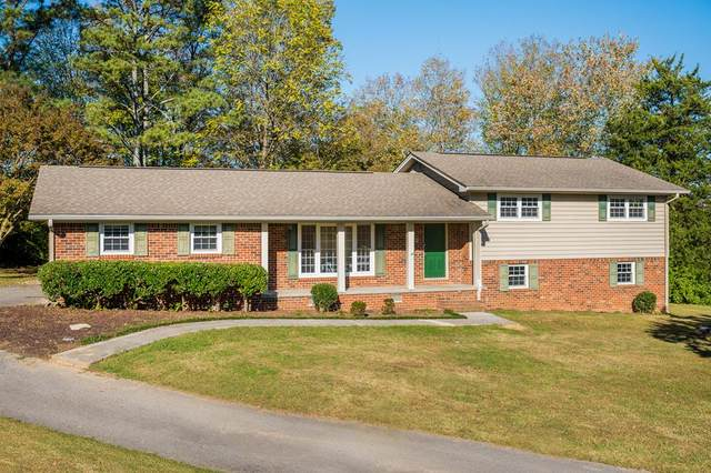 1110 NW Tomahawk Circle, Cleveland, TN 37312 (#20209402) :: Billy Houston Group