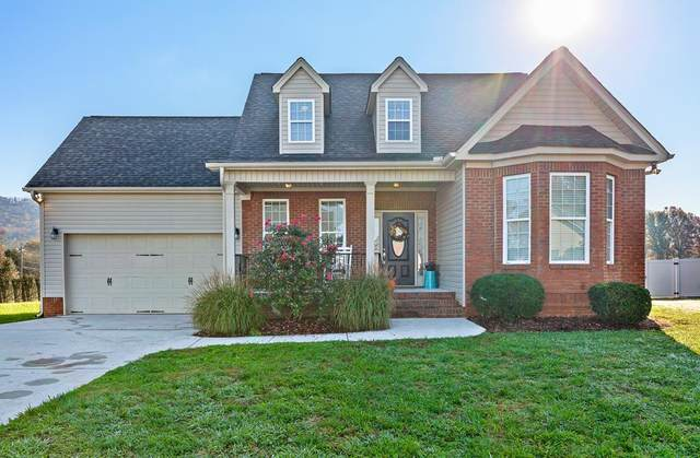 8579 Lexie Lane, Ooltewah, TN 37363 (#20209498) :: Billy Houston Group