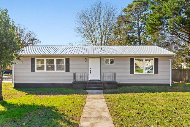 5004 Kenton Drive, Chattanooga, TN 37412 (MLS #20209642) :: Austin Sizemore Team