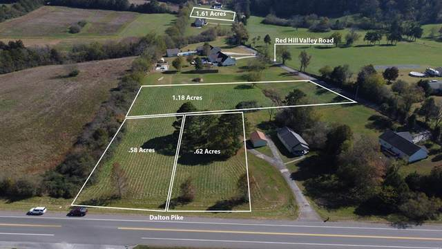 Tract 1 SE Dalton Pike, Cleveland, TN 37323 (MLS #20209741) :: The Mark Hite Team