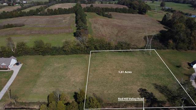 Tract 12 SE Red Hill Valley Road, Cleveland, TN 37323 (MLS #20209743) :: The Mark Hite Team