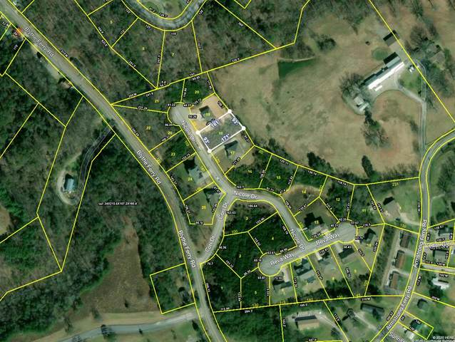 Lot 18 Nicole Drive, Dayton, TN 37321 (#20209902) :: Billy Houston Group