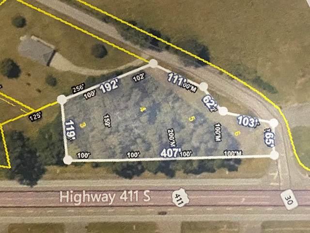 Highway 411 Highway 411, Etowah, TN 37331 (#20209909) :: Billy Houston Group