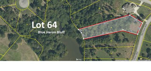 Lot 64 Blue Heron Bluff Dr, Harriman, TN 37748 (MLS #20209917) :: The Jooma Team