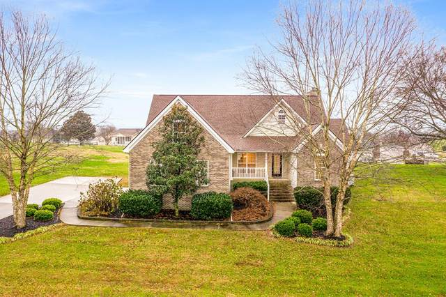 136 NE Blossom Trail, Cleveland, TN 37312 (MLS #20209959) :: The Mark Hite Team