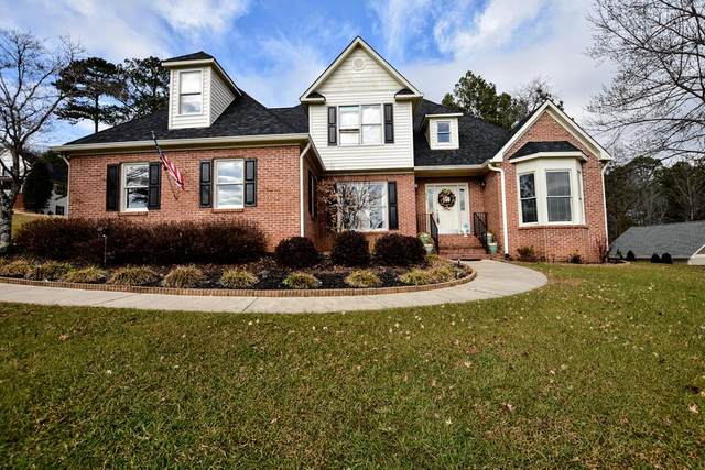 206 Bald Eagle Dr Nw, Cleveland, TN 37312 (#20210065) :: Billy Houston Group