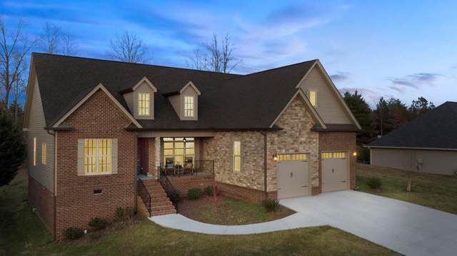 1768 NW Overdale Dr Nw, Cleveland, TN 37312 (MLS #20210131) :: The Edrington Team