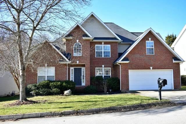 1509 Armiger Lane, Knoxville, TN 37932 (MLS #20210183) :: The Edrington Team