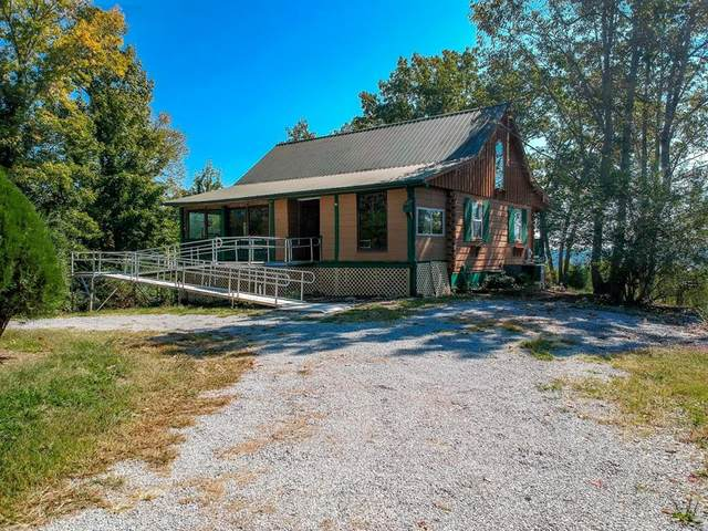 136 Mary Brown Lane-7.87 Acres, Rockwood, TN 37854 (MLS #20210214) :: The Edrington Team